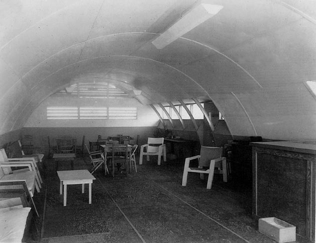 Officer's Club Interior
